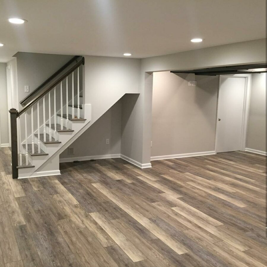 Burr Oak Basement Remodel